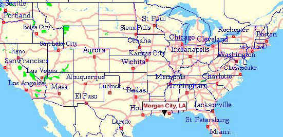 Morgan City, LA, USA